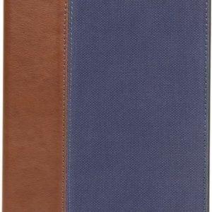 iZound Stand-case Fabric iPad mini 4 Blue/Brown