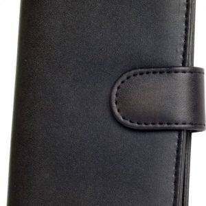 iZound Wallet Case HTC One Dark Brown