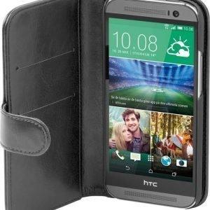 iZound Wallet Case HTC One (M8) Purple