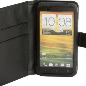 iZound Wallet Case HTC One X Black
