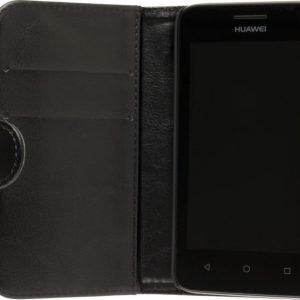 iZound Wallet Case Huawei Y360 Black
