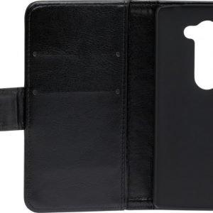 iZound Wallet Case LG Leon Black