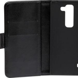 iZound Wallet Case LG Spirit Black