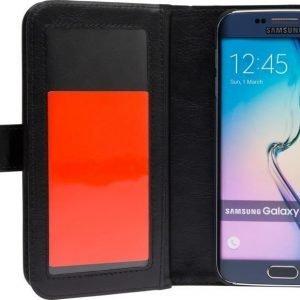 iZound Wallet Case Multi Samsung Galaxy S6 Edge Black