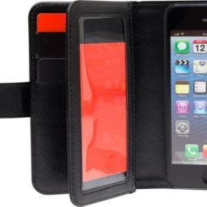iZound Wallet Case Multi iPhone 5/5S Black