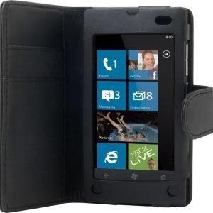 iZound Wallet Case Nokia Lumia 800 Black