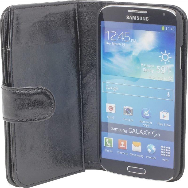 iZound Wallet Case Plus Samsung Galaxy S4 Black