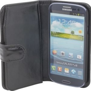iZound Wallet Case Plus Samsung Galaxy SIII Black