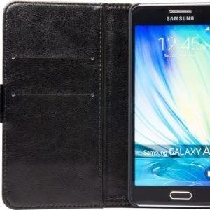 iZound Wallet Case Samsung Galaxy A5 Black