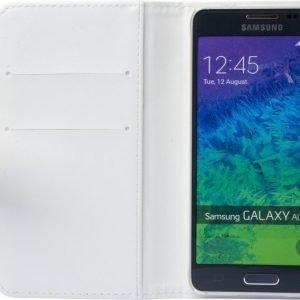 iZound Wallet Case Samsung Galaxy Alpha White