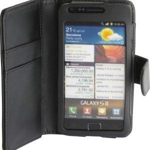 iZound Wallet Case Samsung Galaxy S II Black