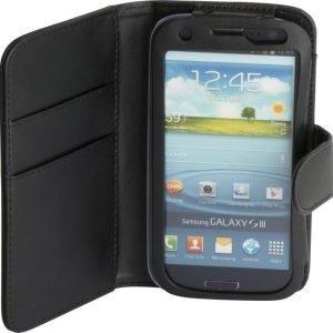 iZound Wallet Case Samsung Galaxy S III Dark Brown