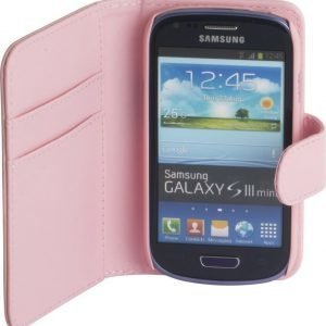 iZound Wallet Case Samsung Galaxy S III Mini Pink