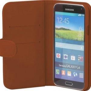 iZound Wallet Case Samsung Galaxy S5 Brown