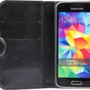 iZound Wallet Case Samsung Galaxy S5 Mini Black