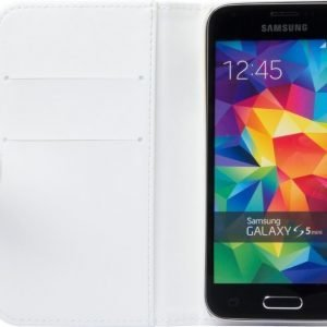 iZound Wallet Case Samsung Galaxy S5 Mini White