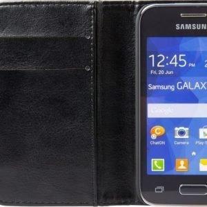 iZound Wallet Case Samsung Galaxy Young 2 Black