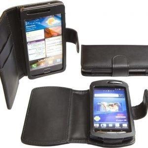iZound Wallet Case Sony Ericsson Arc Black