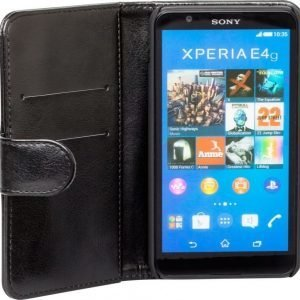 iZound Wallet Case Sony Xperia E4g Black