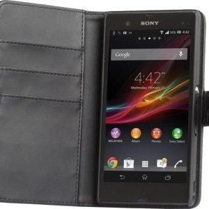 iZound Wallet Case Sony Xperia Z pink