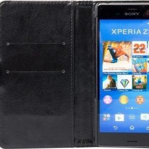 iZound Wallet Case Sony Xperia Z3 Black