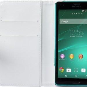 iZound Wallet Case Sony Xperia Z3 Compact White