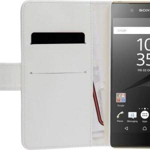 iZound Wallet Case Sony Xperia Z5 White