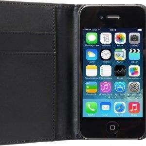 iZound Wallet Case iPhone 4/4S Black