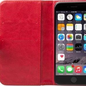 iZound Wallet Case iPhone 6 Red