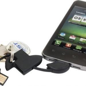 iZound micro-USB Keychain