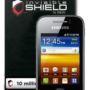invisibleSHIELD Samsung GALAXY Y Full-Body