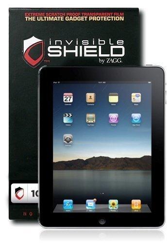 invisibleSHIELD iPad 2