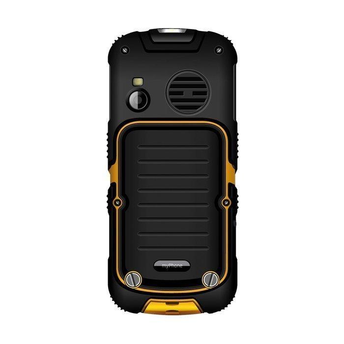 myPhone Hammer 2 Iskunkestävä puhelin