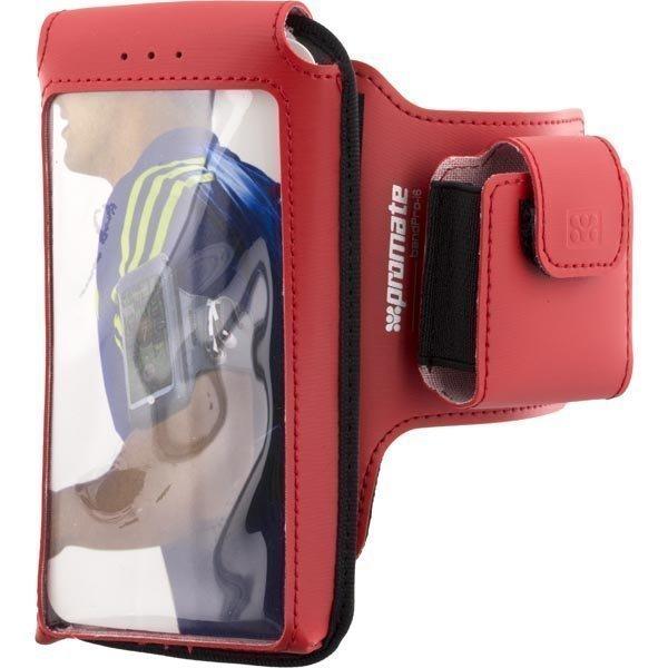 promate Käsivarsikotelo iPhone 6:lle irroitettavat kotelot pun
